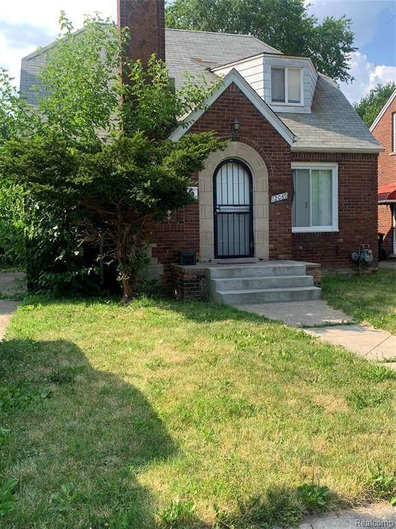 12049 Longview Street, Detroit, MI 48213 (#2200054251) :: GK Real Estate Team