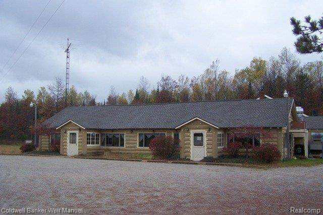 3163 Red Oak Rd, Greenwood Twp, MI 49756 (#2200054368) :: Duneske Real Estate Advisors