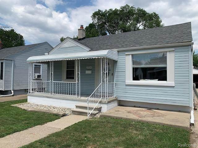 2324 Rose Avenue, Lincoln Park, MI 48146 (#2200054661) :: Duneske Real Estate Advisors