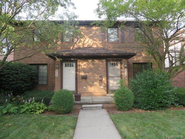 856 Neff Road, Grosse Pointe, MI 48230 (#2200055968) :: Novak & Associates