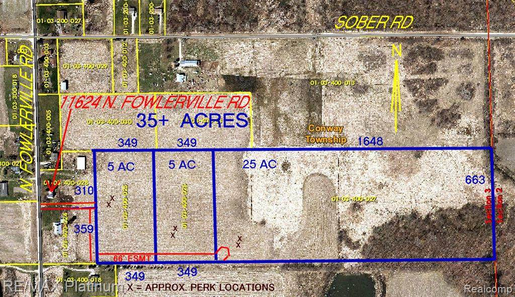 35 ACRES Fowlerville Road - Photo 1