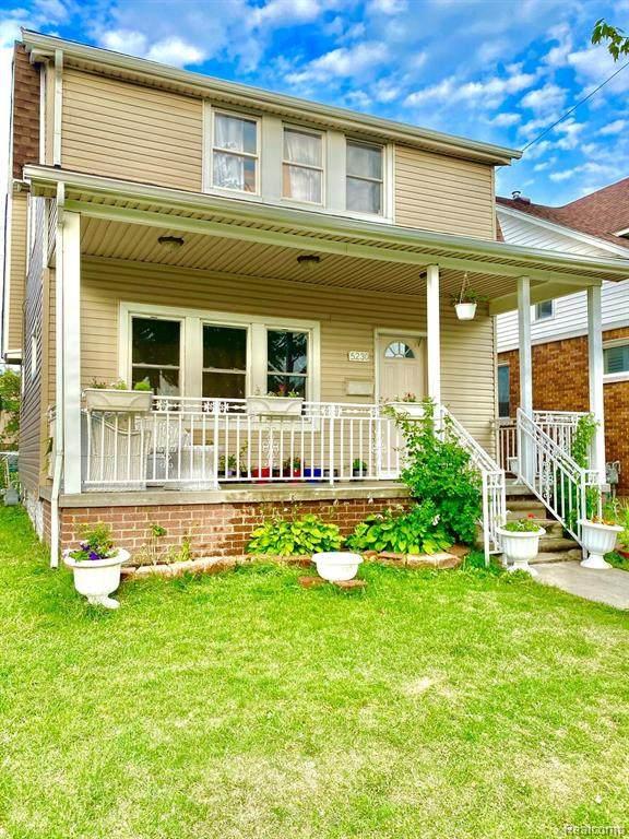 5230 Neckel Street, Dearborn, MI 48126 (#2200057333) :: Robert E Smith Realty