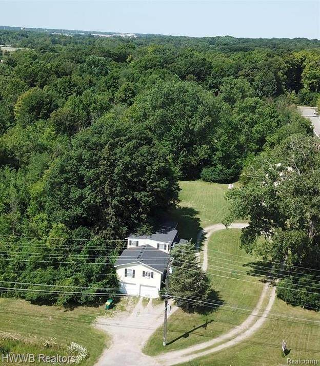 28331 Haggerty Road, Novi, MI 48377 (#2200058315) :: The Alex Nugent Team   Real Estate One