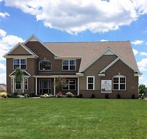 5816 Sterling Trail, Dexter Township, MI 48130 (MLS #543275110) :: The John Wentworth Group