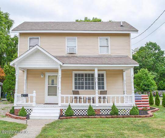 74 Grand St, COLDWATER CITY, MI 49036 (#62020029703) :: The Alex Nugent Team   Real Estate One