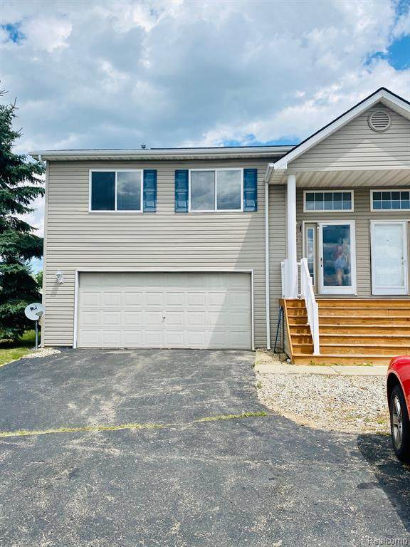 1118 Lakeview Circle, Mundy Twp, MI 48439 (#2200059920) :: The Merrie Johnson Team