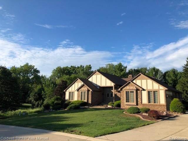 21986 Worcester Drive, Novi, MI 48374 (#2200060179) :: The Alex Nugent Team   Real Estate One