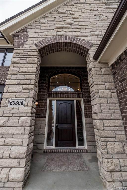 60804 Forest Creek Drive, Washington Twp, MI 48094 (#2200060212) :: The Alex Nugent Team | Real Estate One