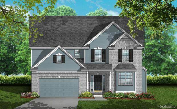 55624 Sunningdale Drive, Lyon Twp, MI 48178 (MLS #2200060495) :: The Toth Team
