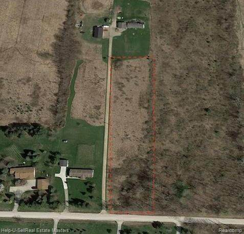 VACANTLAND Mcintyre Road, Clyde Twp, MI 48049 (MLS #2200060661) :: The John Wentworth Group