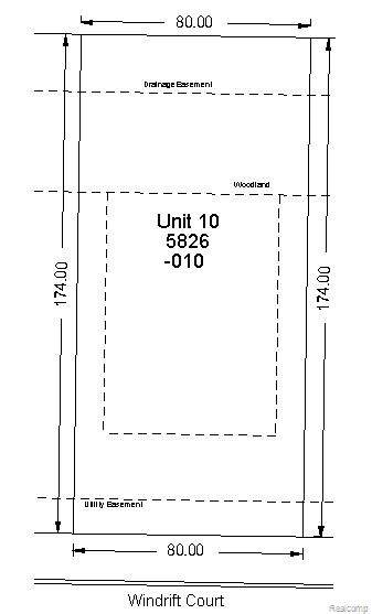 5826 Windrift Crt, West Bloomfield Twp, MI 48324 (MLS #2200060865) :: The Toth Team