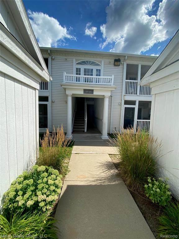 2293 S Main Street #46, Ann Arbor, MI 48103 (#2200060995) :: Duneske Real Estate Advisors