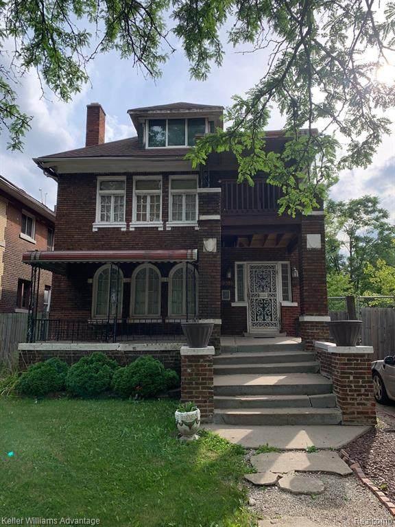 9009 Dexter Avenue, Detroit, MI 48206 (MLS #2200061003) :: The Toth Team