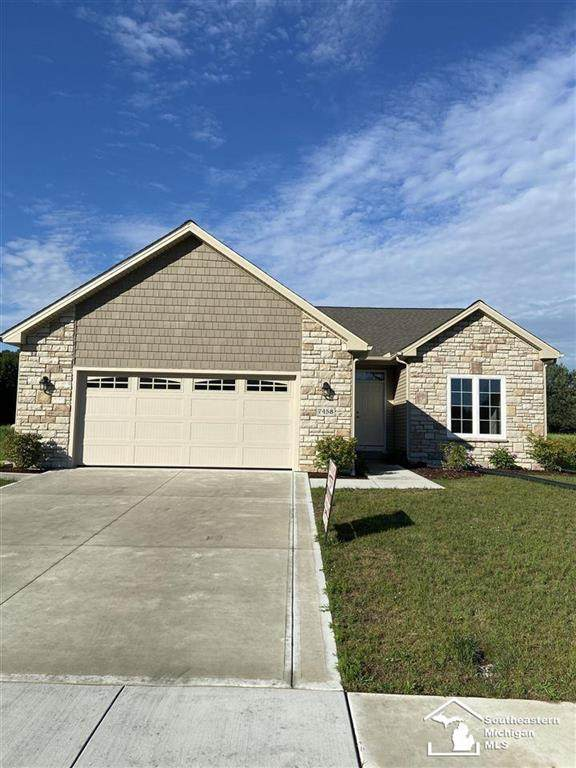 7458 N Montri Dr, Bedford Twp, MI 48182 (#57050019409) :: Robert E Smith Realty
