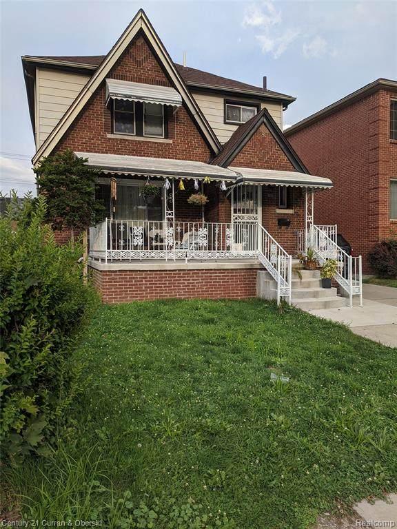 5832 Appoline Street, Dearborn, MI 48126 (#2200061763) :: GK Real Estate Team