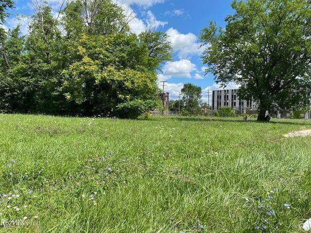 122 W Euclid, Detroit, MI 48202 (#58050019664) :: Keller Williams West Bloomfield