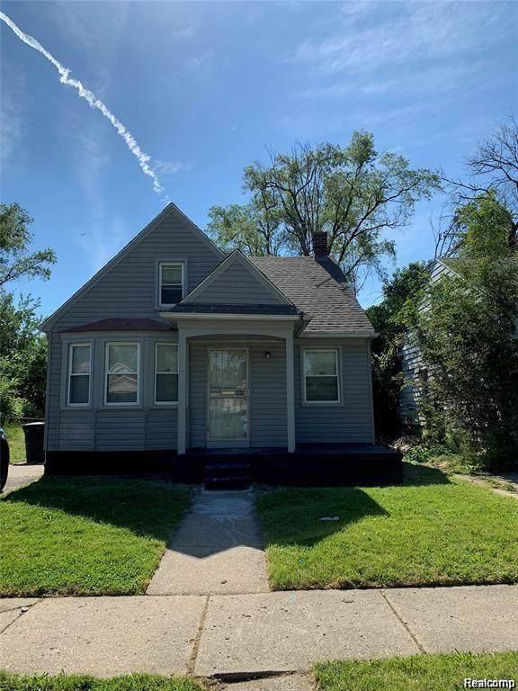 11723 Winthrop Street, Detroit, MI 48227 (#2200062605) :: Keller Williams West Bloomfield