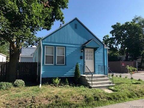 37 Photo Street, Ypsilanti, MI 48198 (#2200062918) :: The Alex Nugent Team | Real Estate One