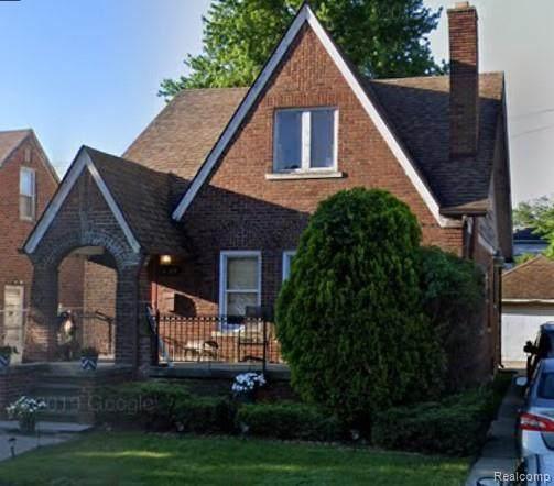 10401 Elmira Street, Detroit, MI 48204 (#2200063148) :: RE/MAX Nexus