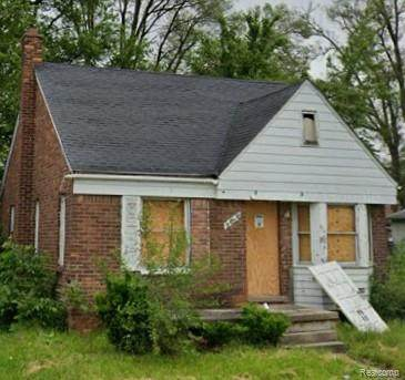 9636 Marlowe Street, Detroit, MI 48227 (#2200063150) :: The Alex Nugent Team | Real Estate One