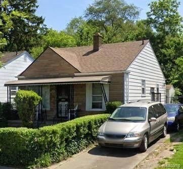 8046 Greenlawn Street, Detroit, MI 48204 (#2200063158) :: The Alex Nugent Team | Real Estate One