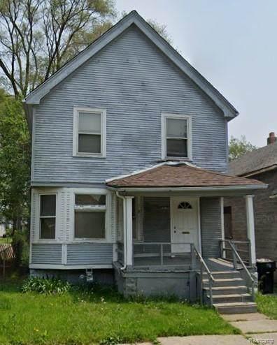 6070 30TH Street, Detroit, MI 48210 (MLS #2200063161) :: The Toth Team