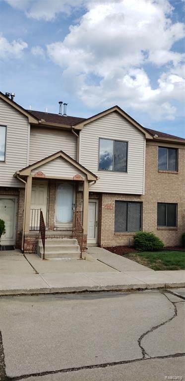 24110 Avon Lane, Clinton Twp, MI 48036 (#2200063290) :: Novak & Associates