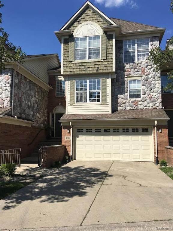 4711 Maddie Lane, Dearborn, MI 48126 (#2200063407) :: GK Real Estate Team