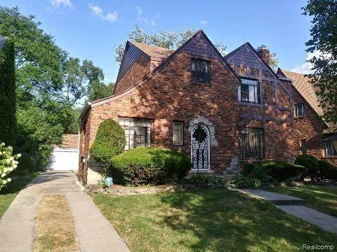 16560 Plainview Avenue, Detroit, MI 48219 (#2200063523) :: Novak & Associates