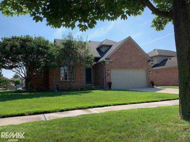 33746 Morningside, Fraser, MI 48026 (MLS #58050020035) :: The Toth Team
