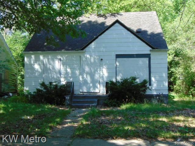 18551 Fielding Street, Detroit, MI 48219 (#2200064336) :: The BK Agency