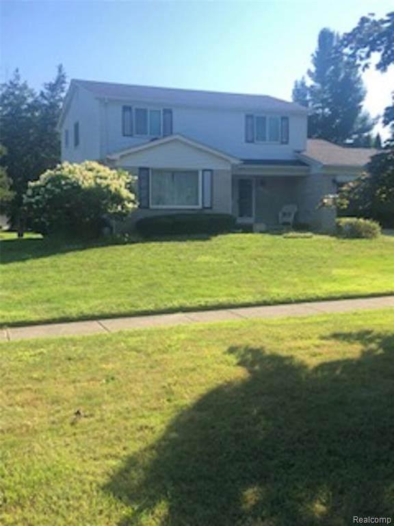 18280 Rainbow Drive, Lathrup Village, MI 48076 (#2200064417) :: The Alex Nugent Team | Real Estate One