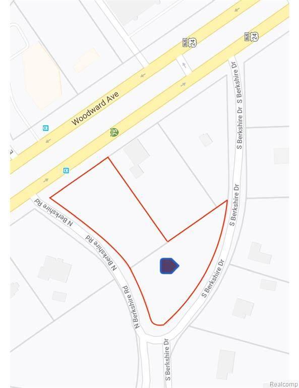 55 N Berkshire Road, Bloomfield Twp, MI 48302 (#2200064419) :: RE/MAX Nexus