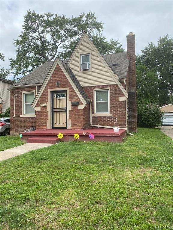 15865 Murray Hill Street, Detroit, MI 48227 (#2200064819) :: Alan Brown Group
