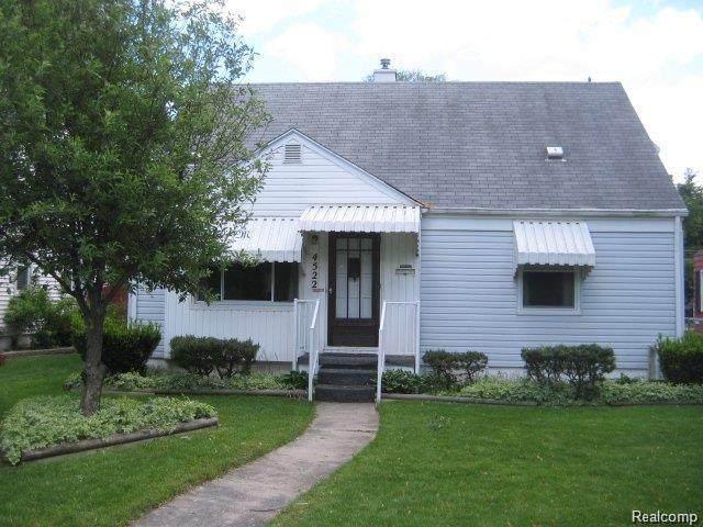 4522 Tonawanda Avenue, Royal Oak, MI 48073 (#2200065367) :: The BK Agency