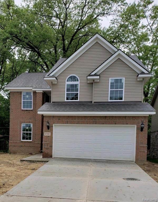 8745 Oak Ridge Trail, Westland, MI 48185 (#2200069082) :: GK Real Estate Team