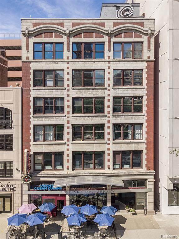 1250 Library Street, Detroit, MI 48226 (#2200070137) :: Duneske Real Estate Advisors