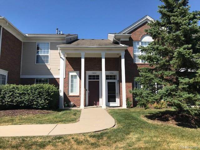 16784 Dover Drive #94, Northville Twp, MI 48168 (#2200071076) :: Duneske Real Estate Advisors