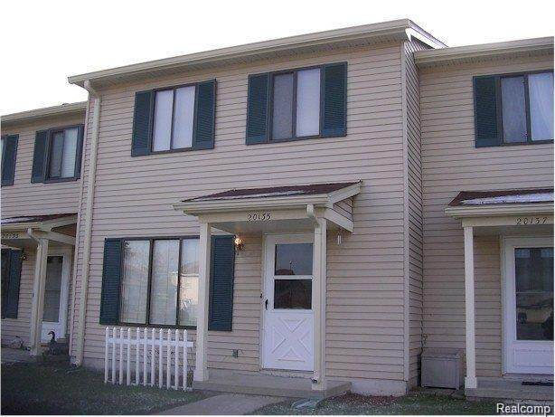 20135 Cumberland Court, Brownstown Twp, MI 48183 (#2200071118) :: Duneske Real Estate Advisors