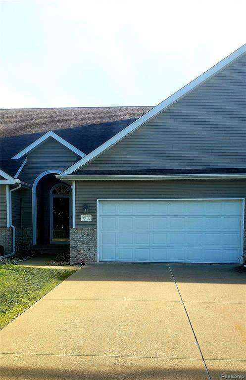 1333 Brenner Pass, Vienna Twp, MI 48420 (#2200072971) :: Keller Williams West Bloomfield