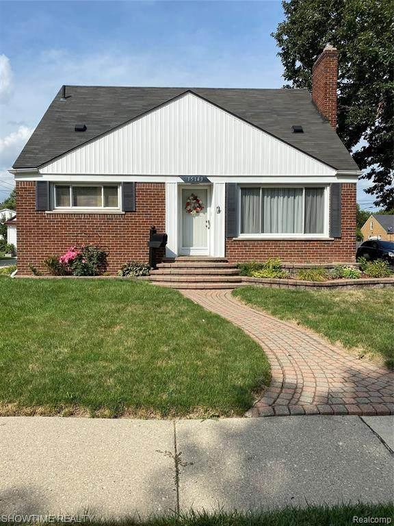 15143 Charles R Drive, Eastpointe, MI 48021 (#2200073131) :: GK Real Estate Team