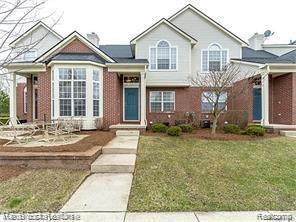 8103 Alexa Drive, Commerce Twp, MI 48390 (#2200073805) :: The BK Agency