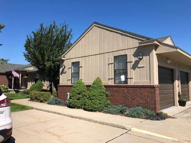 12461 Cambridge Boulevard #3, Green Oak Twp, MI 48178 (#2200074816) :: The Mulvihill Group