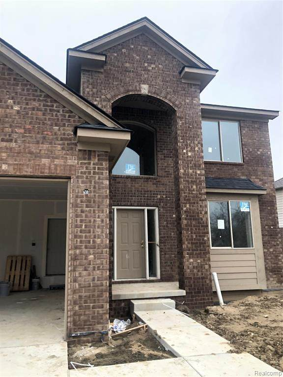 36107 English Court, Sterling Heights, MI 48310 (#2200075148) :: GK Real Estate Team