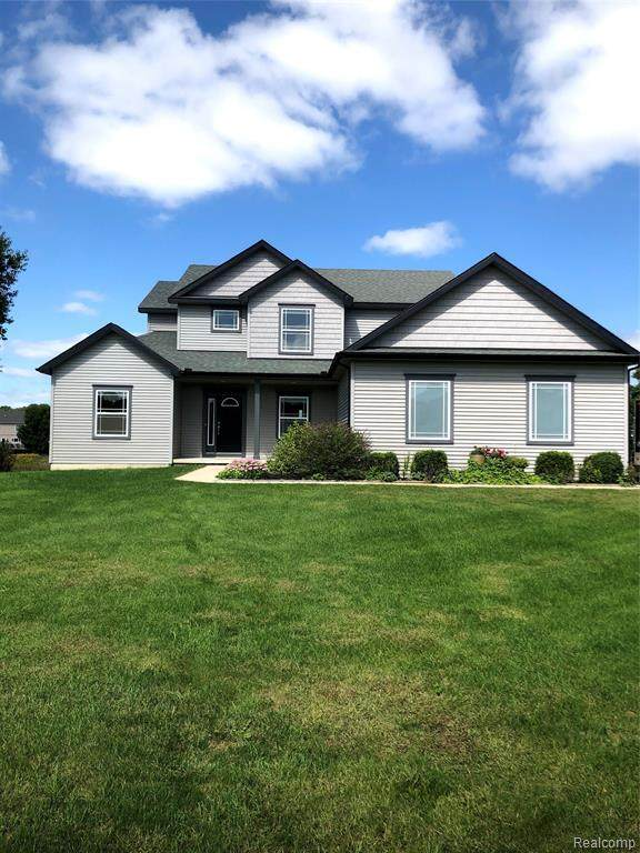 3137 Fieldstone Drive, Dexter, MI 48130 (#2200075253) :: The BK Agency
