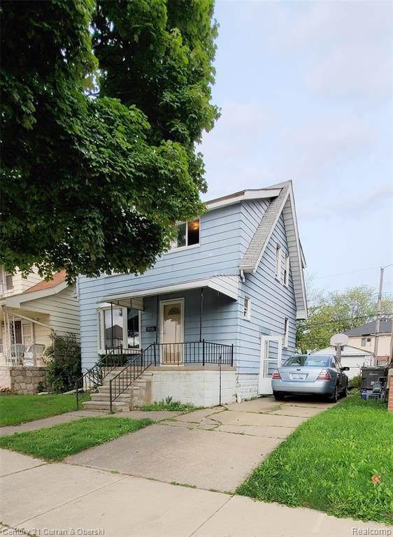 6038 Steadman Street, Dearborn, MI 48126 (#2200076109) :: GK Real Estate Team