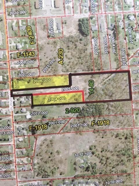 0 Wheatley Way, Port Huron Twp, MI 48060 (#2200076258) :: Duneske Real Estate Advisors