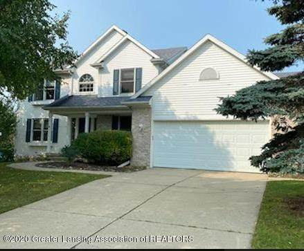 11796 Silverspring Drive, Dewitt, MI 48820 (#630000249754) :: GK Real Estate Team