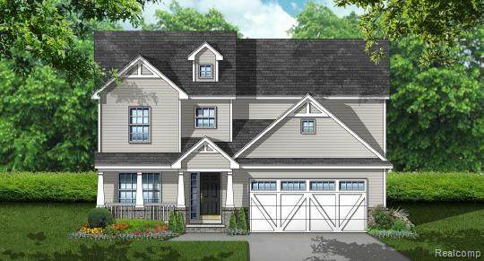 574 Pattan Drive, Wixom, MI 48393 (#2200076982) :: The BK Agency