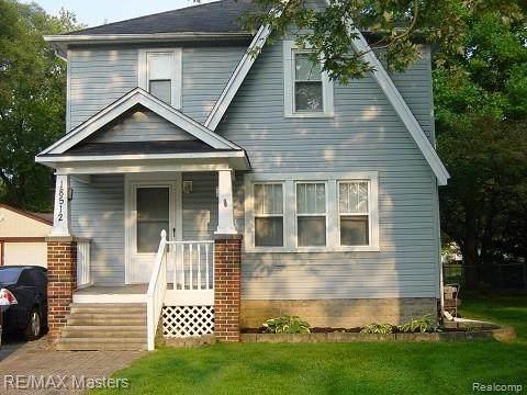 18512 Deering Street, Livonia, MI 48152 (#2200077011) :: Novak & Associates